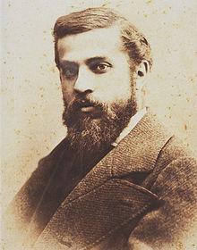 Foto eines circa dreissigjährigen Gaudi.